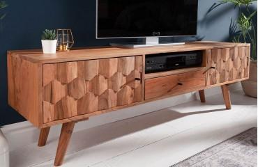 Designer Lowboard ARABIC OAK 140 cm-NATIVO™ Möbel Schweiz