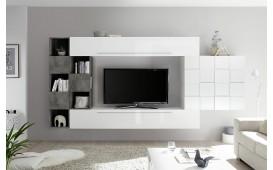 Designer Wohnwand NICE-NATIVO™ Möbel Schweiz