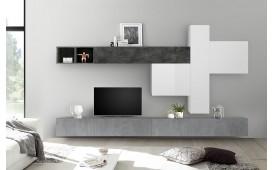 Meuble TV mural METZ
