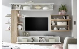 Designer Wohnwand MEAUX-NATIVO™ Möbel Schweiz