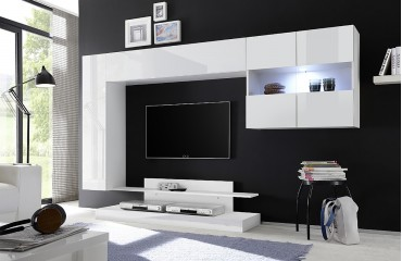 Designer Wohnwand CLAMART-NATIVO™ Möbel Schweiz