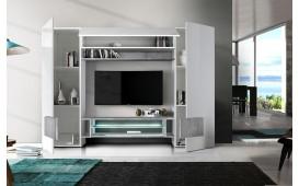 Designer Wohnwand BELFORT-NATIVO™ Möbel Schweiz