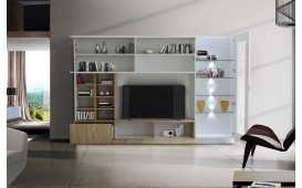 Designer Wohnwand MAISONS-ALFORT-NATIVO™ Möbel Schweiz
