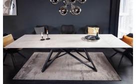 Designer Esstisch SALTA DARK 180-220-260 cm-NATIVO™ Möbel Schweiz