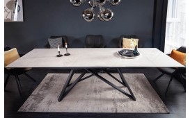 Table Design SALTA DARK 180-220-260 cm
