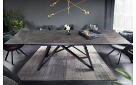 Tavolo da pranzo SALTA GRAPHITE 180-220-260 cm-NATIVO™ Möbel Schweiz
