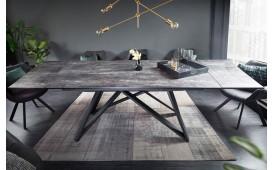 Table Design SALTA LAVA 180-220-260 cm-NATIVO™ Möbel Schweiz