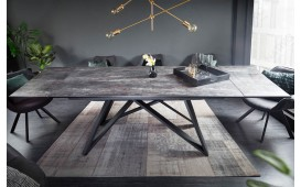 Table Design SALTA LAVA 180-220-260 cm
