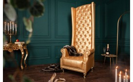 Fauteuil Relax ROYALS GOLD