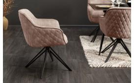 Sedia di design MASSIVO BEIGE-NATIVO™ Möbel Schweiz