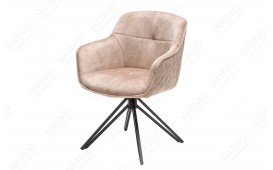 Chaise Design MASSIVO BEIGE-NATIVO™ Möbel Schweiz