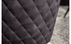 Sedia di design MASSIVO DARK GRAY-NATIVO™ Möbel Schweiz