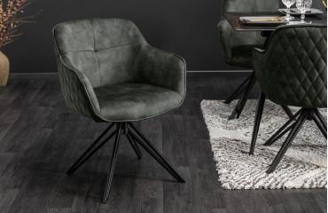 Designer Stuhl MASSIVO GREEN-NATIVO™ Möbel Schweiz