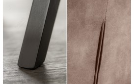 Chaise design RIFLE I BEIGE-NATIVO™ Möbel Schweiz