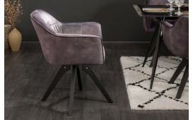 Sedia di design RIFLE I DARK GREY-NATIVO™ Möbel Schweiz