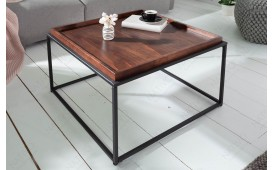 Table basse Design CIARO MOCHA 60 cm