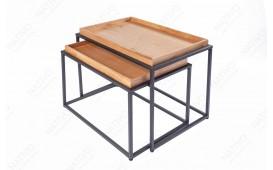 Table basse Design CIARO 2 SET-NATIVO™ Möbel Schweiz