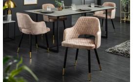 2 x Designer Stuhl PARIZON BEIGE-NATIVO™ Möbel Schweiz