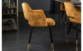 2 x Chaise Design PARIZON YELLOW-NATIVO™ Möbel Schweiz