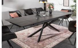 Designer Esstisch MASSIVO LAVA 180-220-260 cm-NATIVO™ Möbel Schweiz