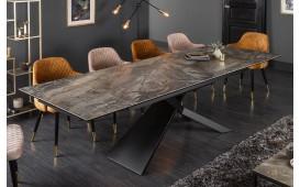 Designer Esstisch MASSIVO MARBLE 180-220-260 cm -NATIVO™ Möbel Schweiz