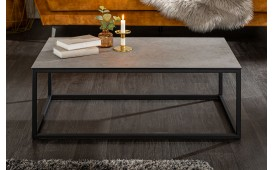 Tavolino di design SIMBAS BETON 100 cm-NATIVO™ Möbel Schweiz