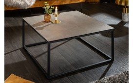 Tavolino di design SIMBAS BETON 75 cm-NATIVO™ Möbel Schweiz