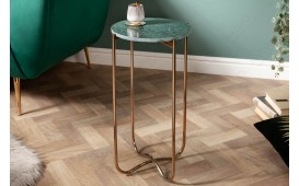 Table d'appoint Design MARMO GREEN