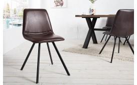 4 x Chaise Design PIKA EN STOCK