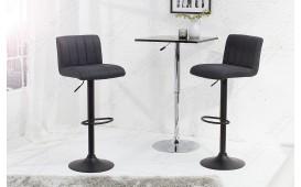 2 x Tabouret de bar PORT DARK GREY-NATIVO™ Möbel Schweiz