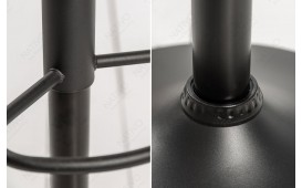 2 x Designer Barhocker PORT LIGHT GREY-NATIVO™ Möbel Schweiz