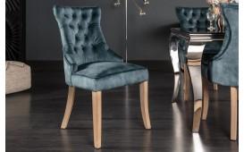 2 x Chaise Design FORTRESS PETROL-NATIVO™ Möbel Schweiz