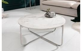 Tavolino di design DUO WHITE