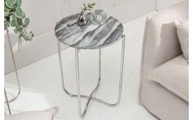 Tavolino d'appoggio di design DUO GREY