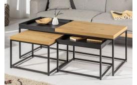 Table basse Design RIFLE SET 3