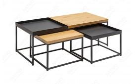 Designer Couchtisch RIFLE SET 3-NATIVO™ Möbel Schweiz