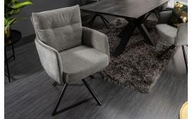 Designer Stuhl GEORGE LIGHT GREY-NATIVO™ Möbel Schweiz