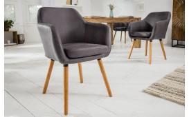 Chaise Design PREMO GREY