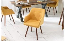 Chaise Design SQUARE YELLOW