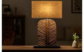 Lampada da tavolo POCAHONTAS BROWN