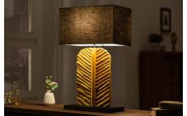 Lampe de table POCAHONTAS BLACK