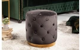 Designer Sitzhocker ROCCO CHESTER BLACK-NATIVO™ Möbel Schweiz
