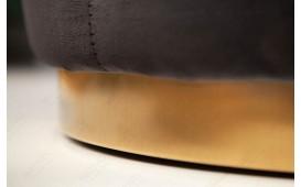 Tabouret Design  ROCCO CHESTER BLACK-NATIVO™ Möbel Schweiz