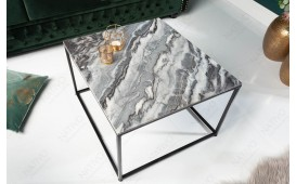 Table basse Design UNITY MARBLE GREY