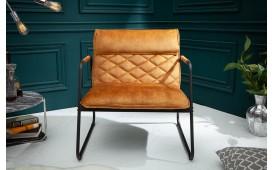 Designer Lounge Sessel COLT YELLOW