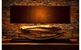Designer Tischleuchte RIVERA LONG II