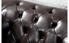 Designer Relaxsessel CHESTERFIELD DARK COFFEE-NATIVO™ Möbel Schweiz