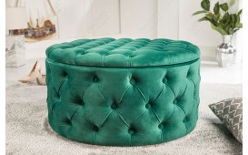 Tabouret Design ROCCO GREEN