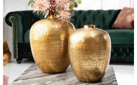Designer Vase ORIENTA GOLD