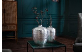Vaso di design ORIENTA SILVER-NATIVO™ Möbel Schweiz